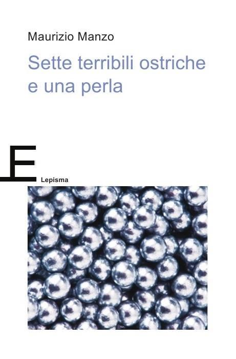 Copertina - Lepisma Edizioni - 154 pagine