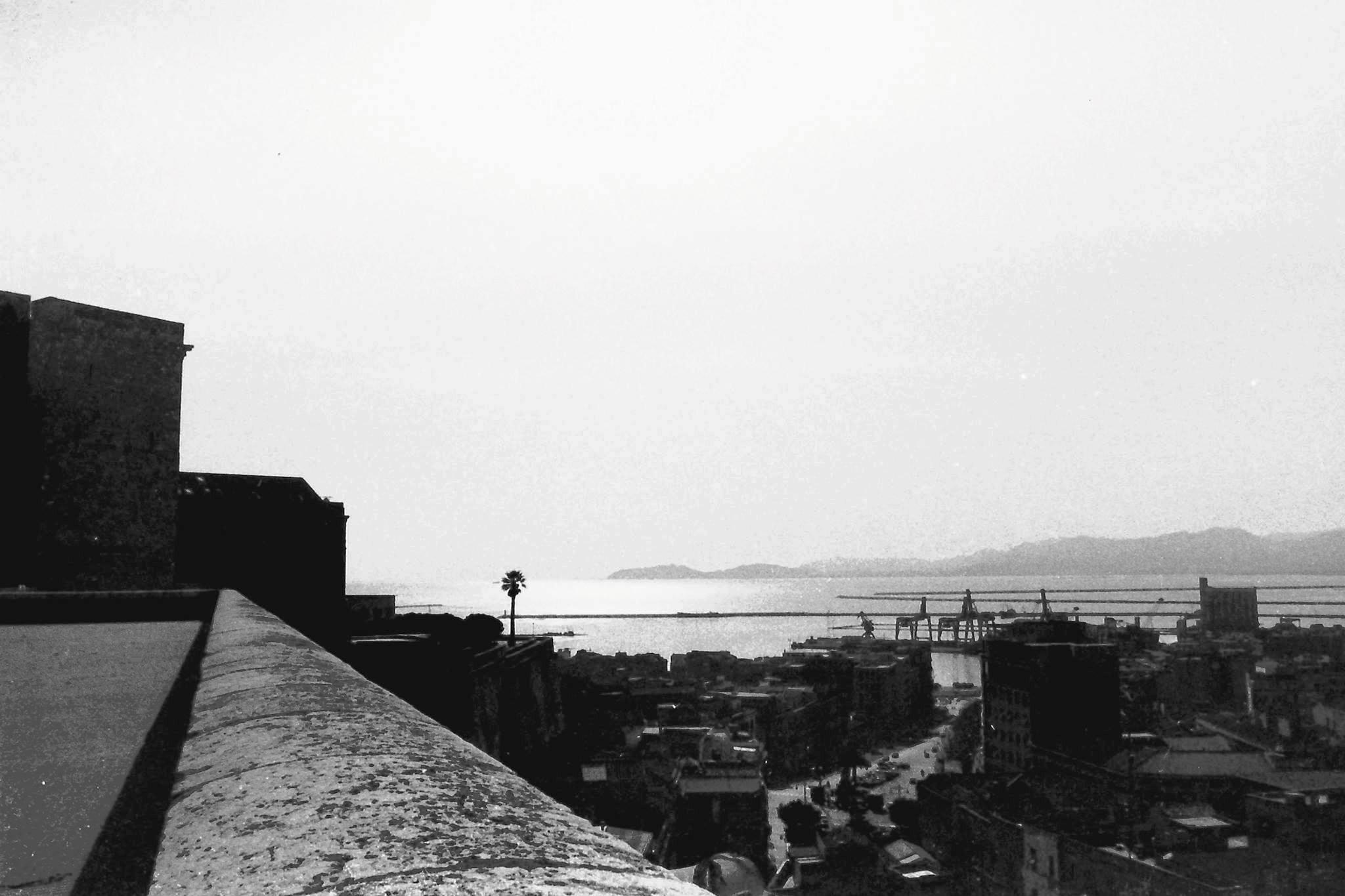 Porto Cagliari - 1981 - foto Maurizio Manzo