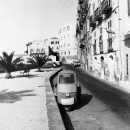 Via Santa Croce - 1981 - foto Maurizio Manzo