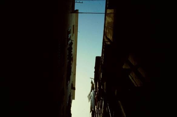 Verso il sole via Stretta